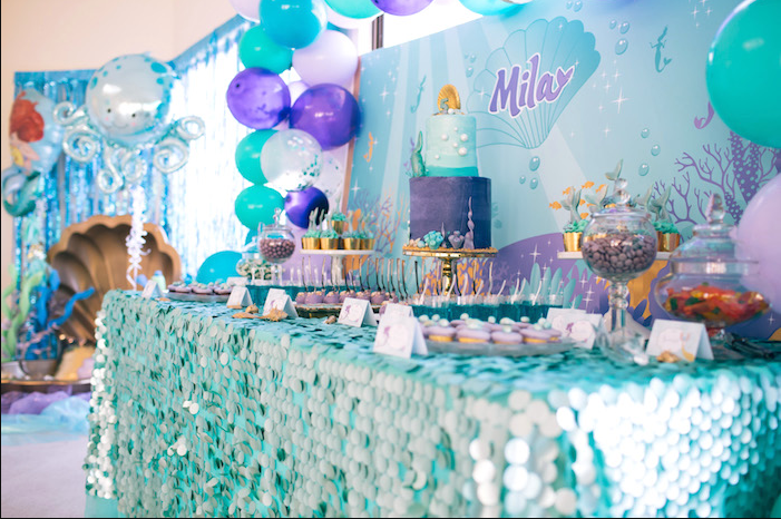 Mermaid Birthday Party Ideas Sure To Make A Splash Fin