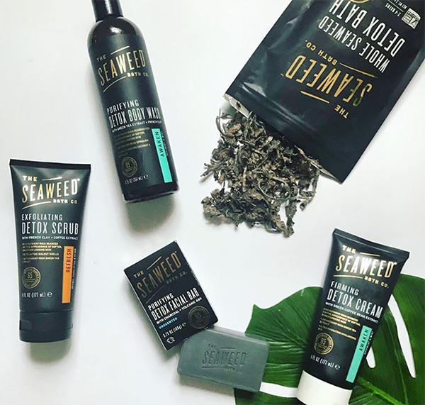 Seaweed Based Beauty Products For Your Mermaid Bod Fin Fun Blog