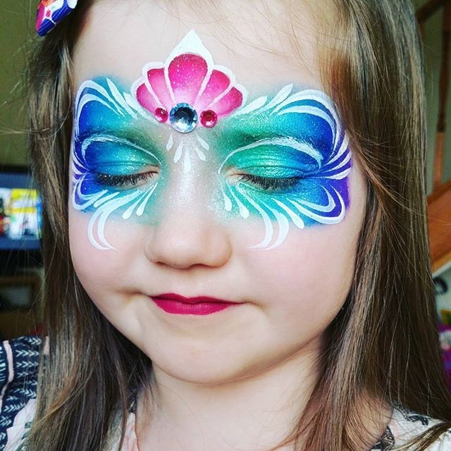 Up Your Game with Mermaid Body Art! | Fin Fun Blog